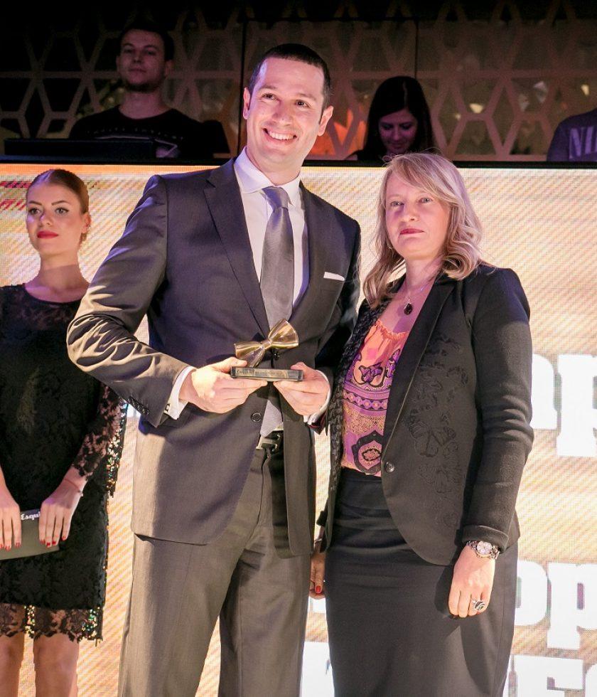 Esquire Best Dressed Man 2015 Илиян Скарлатов победител в категория Бизнес