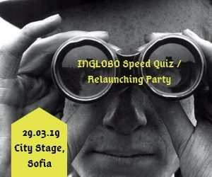 INGLOBO Speed Quiz _ Relaunching Party