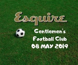 Gentlemens Football Club 08 MAY 2019